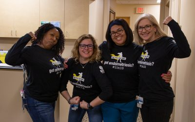 The RAD Team Is Raising Our Voice For Endometriosis