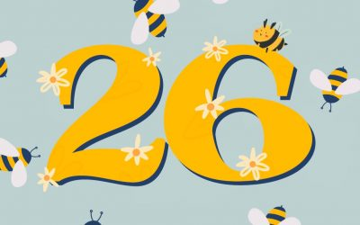 RADfertility Celebrates It's 26th Anniversary on National Honey Bee Day